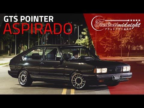 PASSAT GTS POINTER ASPIRADO: dupla de Weber 40, comando bravo e muito capricho! FlatOut Midnight