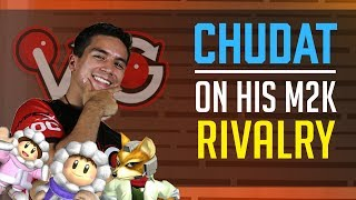VGBC Chudat On Defeating Mew2king, Rivalry, and Eating Onion on Stream  - Smash Bros Melee Interview