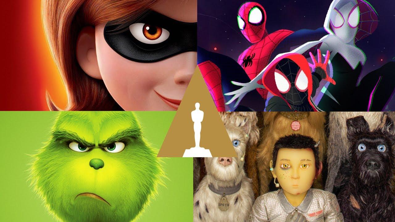 Best Animation 2019 OSCAR 2019 Nominees