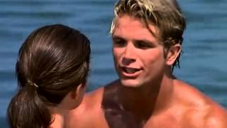 Baywatch Season 6 Episode 11 The Incident  CODY CAROLINE