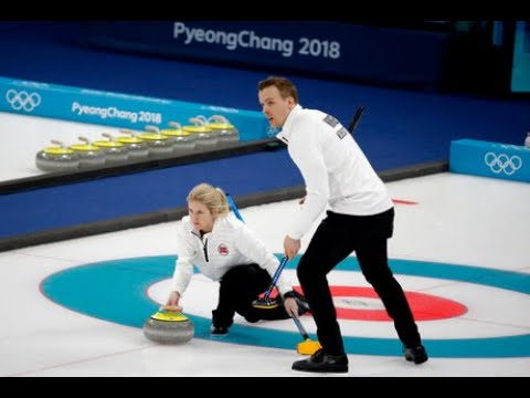 Norway curler feels 'robbed' of glory in Russia doping drama