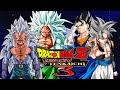 Download Dragon Ball Z Budokai Tenkaichi 3 MODS   SSJ5 Goku & Vegeta VS SSJ5 Gogeta & Vegito (Duels) MP3 song and Music Video