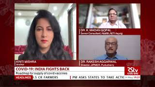 India Fights Back : Roadmap for supply of covid vaccines | Episode - 290