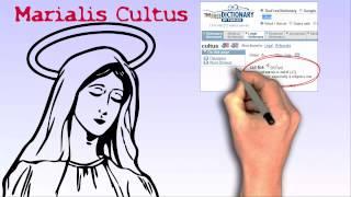 Vatican Describes Mary Worship as a CULT!