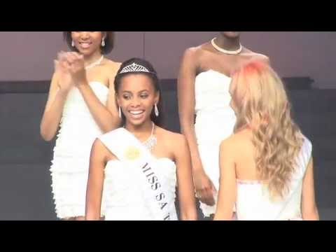 Miss South Africa Teen 2011