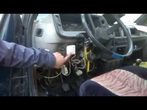видео: Кнопка СТАРТ на Газели
