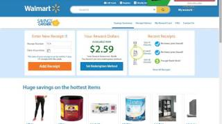 Cash Back from Walmart, Ebates and FatWallet