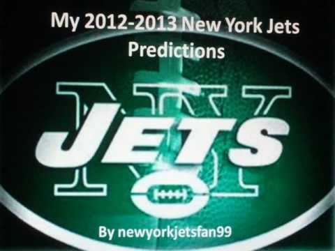 2012-2013 New York Jets Projections