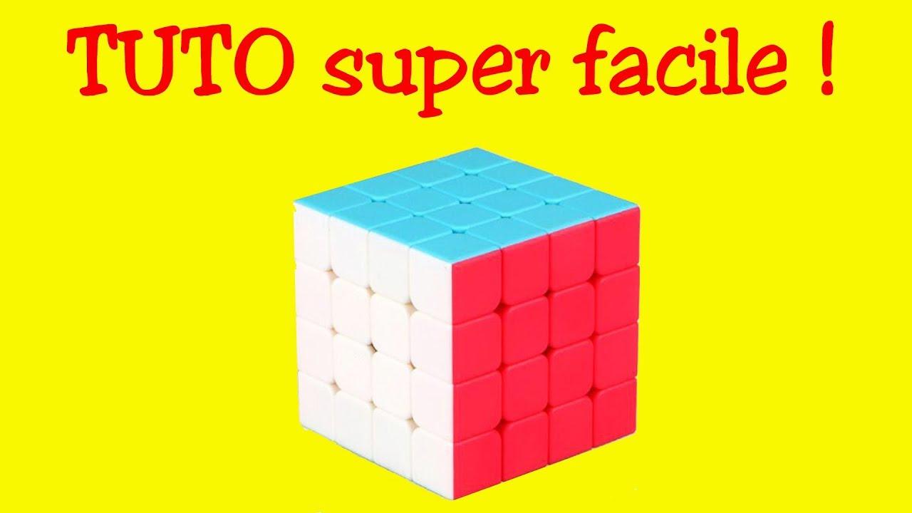 50% off competitive price better Comment réussir le cube 4x4 !