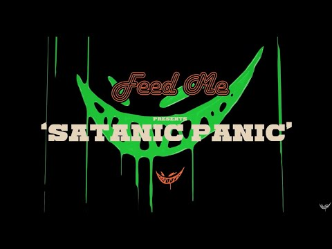 Image result for feed me - satanic panic