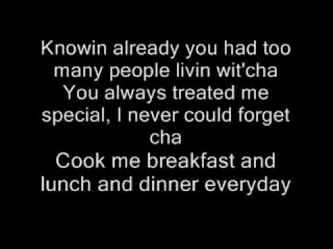 Pimp C -  I Miss You with Lyrics