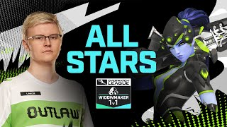 Widowmaker 1v1 | Overwatch League 2020 All-Stars | NA