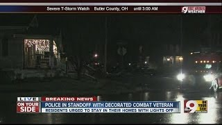 Ongoing SWAT standoff in Latonia has people on edge in community