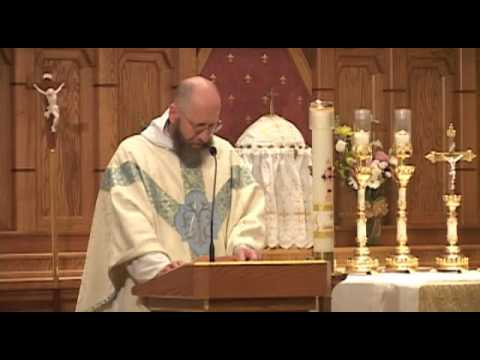 May 18 - Homily: Friar Felix