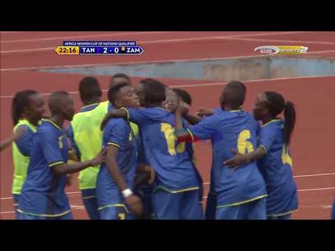 Tazama bao la pili la Twiga Stars dhidi ya Zambia (Kufuzu AFCON)