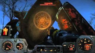 Fallout4, Легендарный монстр, Чудовище
