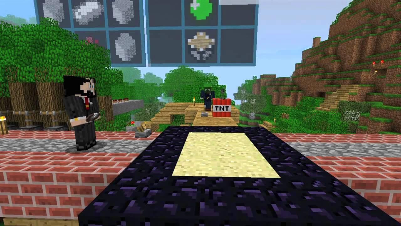 Minecraft 1 7 Piston Trailer