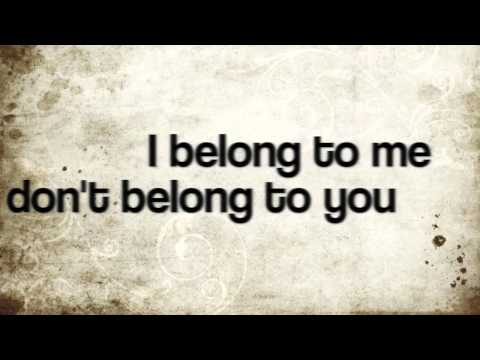 I Belong To Me (w/ lyrics) - Jessica Simpson