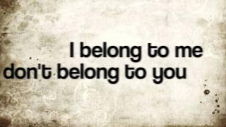 I Belong To Me (w/ lyrics) - Jessica Simpson