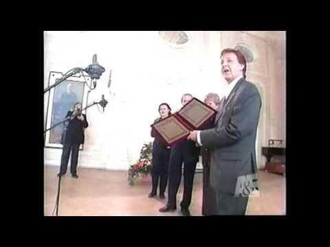 Paul McCartney  in St. Petersburg - 2003