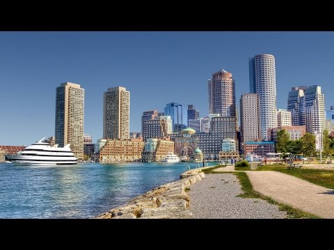 I ❤ BOSTON MASSACHUSETTS | Breath Taking Views | Travel Guide HD