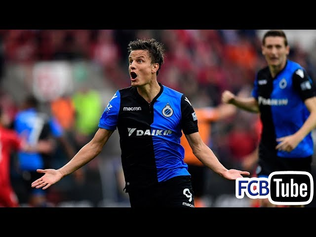2017-2018 - Jupiler Pro League - PlayOff 1 - 09. Standard - Club Brugge 1-1