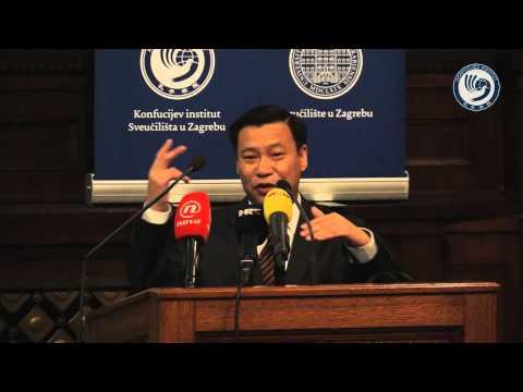 Kako poslovati s Kinom - Nj.E. Shen Zhifei, veleposlanik NR Kine u RH