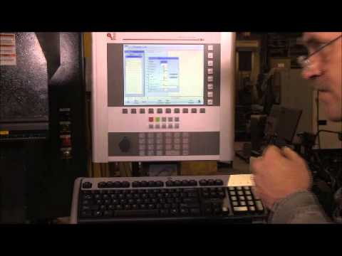 Programming Esa 540 2D graphical control on Standard Industrial Brake
