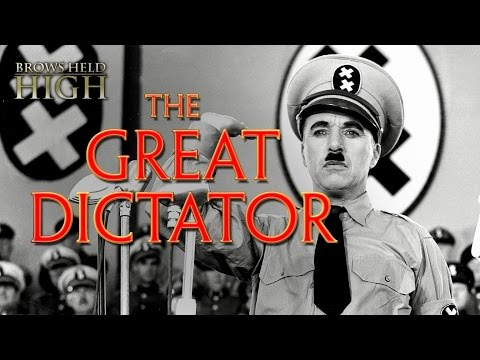 The Great Dictator: The End of Silence - Brows Held High