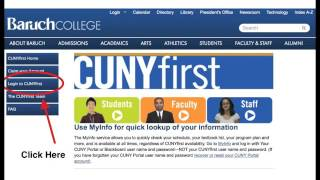 How to find your CUNYfirst EMPLID