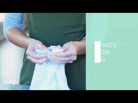 How To Clean Your Motif Luna Breast Pump Parts