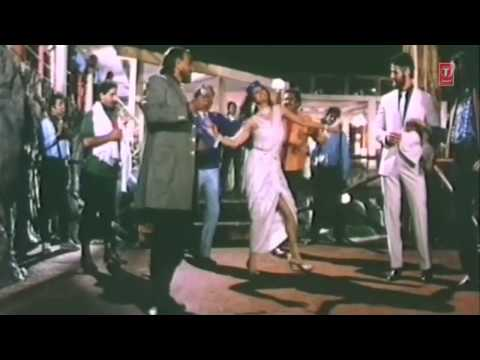 Raat Bhar Jaam Se Full HD Song   Tridev   Sunny Deol, Sonam