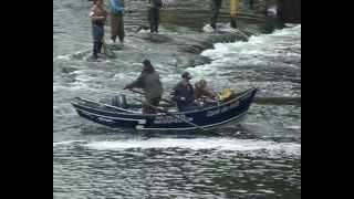 Salmon Fishing Alexander Gurman russian tv show FishingBaitGlue.com ribalka na locosya.