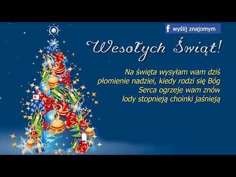 Oryginalne życzenia świąteczne 23 Grudnia 2018 życzenia