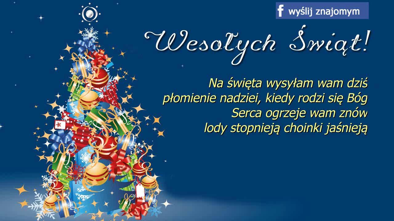 Wiersze Na święta Bożego Narodzenia Zonnepaleishengelo