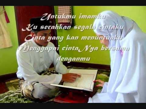 Untukmu Imamku Lyrics