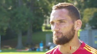 Rugby: Cruden, Barrett to square off in battle of the halves