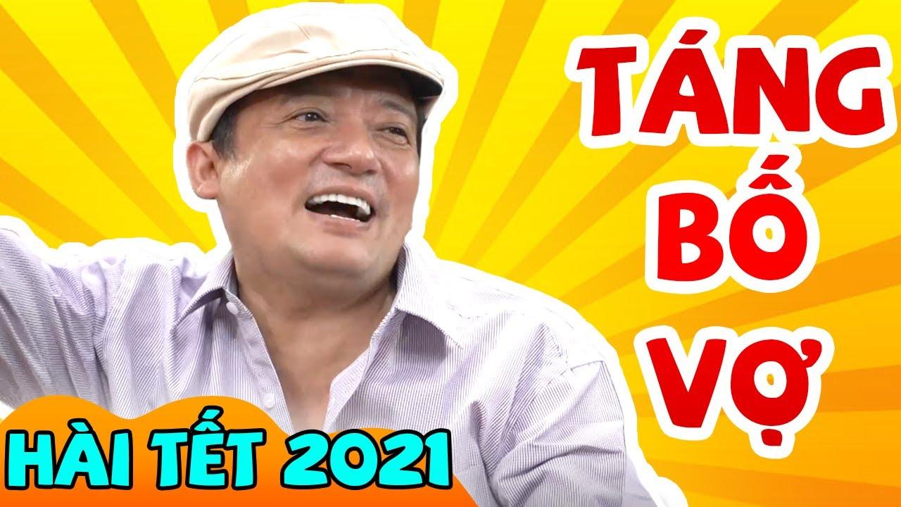 Hài Tết 2021 | Táng Bố Vợ Full HD | Phim Hài Tết 2021 Chiến Thắng, Quang Tèo Mới Nhất