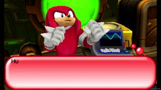 Sonic Boom: Shattered Crystal 3DS - All Cutscenes