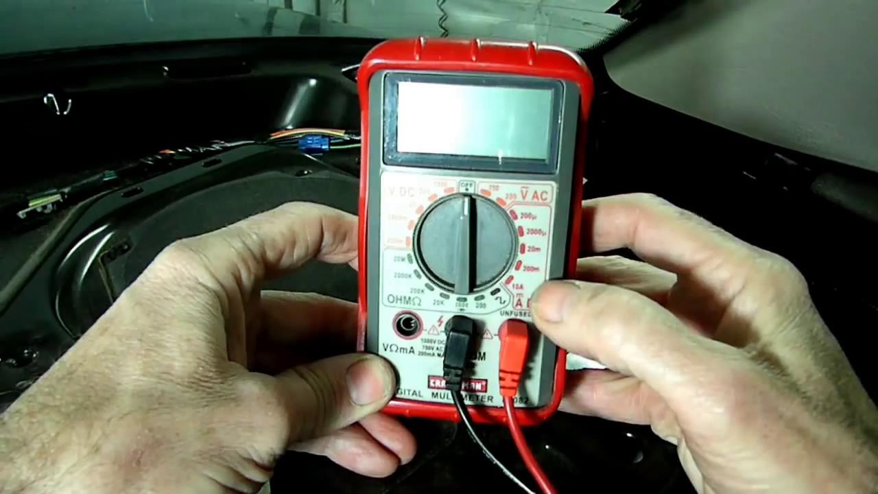 medium resolution of fuel pump troubleshooting ground
