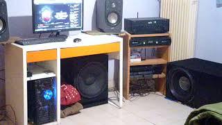 "Master Audio lsn 15"" Plays Hardstyle"