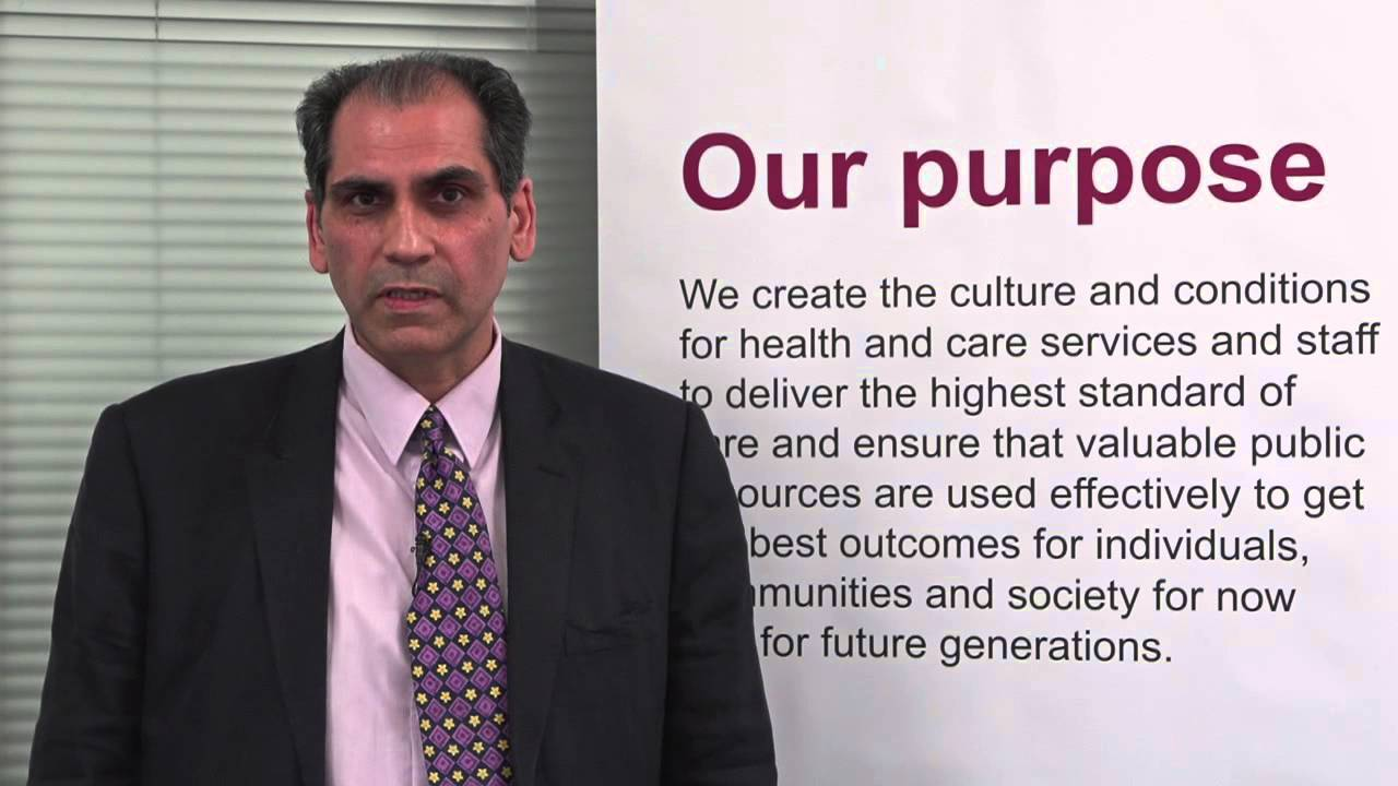 Transforming Participation in Health and Care - Shahid Ali