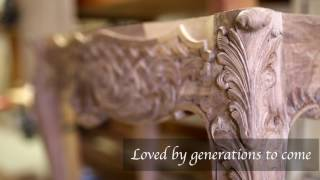 Carved occassional table – from start to finish