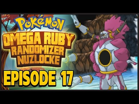 8TH GYM & LEGENDARIES!!  | Pokemon Omega Ruby Randomizer Nuzlocke Part 17
