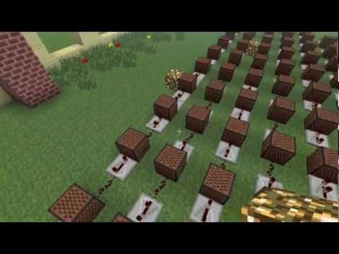 Lupang Hinirang Minecraft Noteblock Song