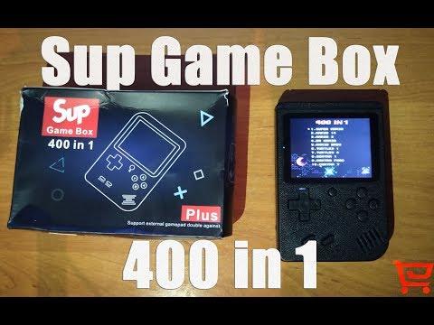 Sup Game Box 400 In 1 [консоль с AliExpress]