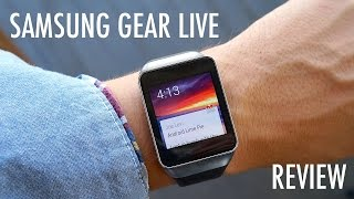Samsung Gear Live Review: Not the Next Big Thing