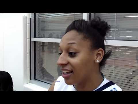 Alexis Smith Media Day Interview 10/9/13