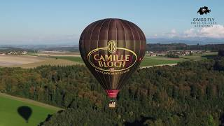 SWISS-FLY | Ballon Camille Bloch