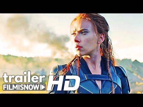 BLACK WIDOW (2020) Taskmaster in action in first Trailer | MCU Movie